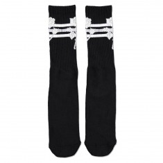 Huf Ambush Rose Socks - Black