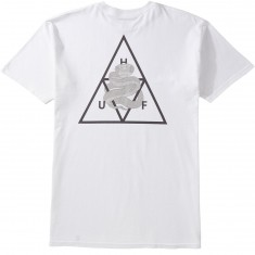Huf Ambush Triple Triangle T-Shirt - White