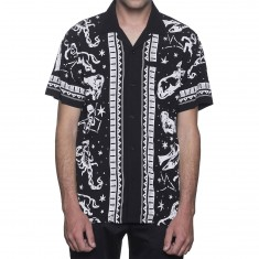 Huf Zodiac Shirt - Black