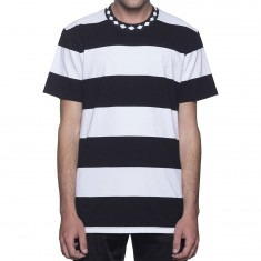 Huf Ace Stripe Shirt - Black
