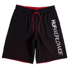 Huf Plantlife Reversible Shorts - Black