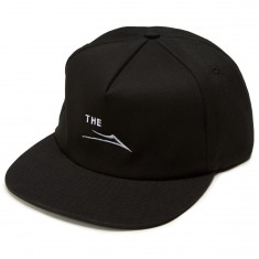 Lakai The Flare Snapback Hat - Black