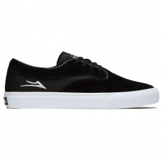 Lakai X Hard Luck Riley Hawk Shoes - Black Suede