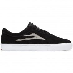 Lakai Sheffield Shoes - Black/Grey Suede