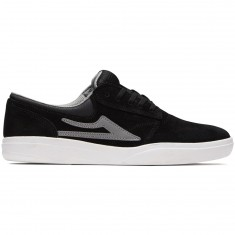 Lakai Griffin XLK Shoes - Black/Grey Suede