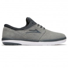 Lakai Fremont Shoes - Grey/Charcoal Suede