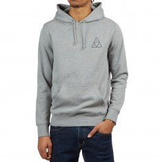 HUF Essentials TT Hoodie - Grey Heather