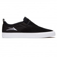 Lakai Riley 2 Shoes - Black Suede