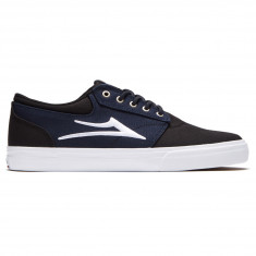 Lakai Griffin Shoes - Black/Navy