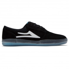 Lakai Griffin XLK Shoes - Black Suede