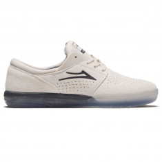 Lakai Fremont Shoes - White Suede
