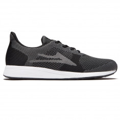 Lakai Evo Shoes - Grey/Black