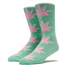Huf Plantlife Mr. Nice Guy Socks - White