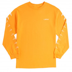 Lakai Flared Long Sleeve T-Shirt - Gold