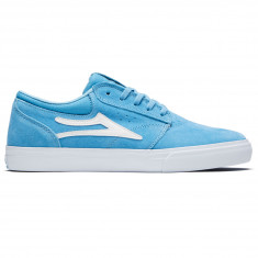 Lakai Unisex Griffin Shoes - Light Blue Steele