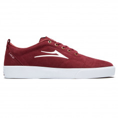 Lakai Bristol Shoes - Burgundy Suede