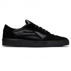 Lakai Cambridge Shoes - Black/Black Suede