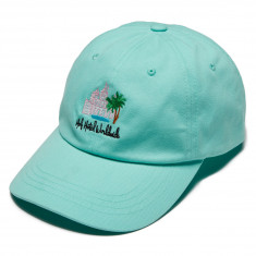 Huf Smokers Lounge Valet Hat - Mint