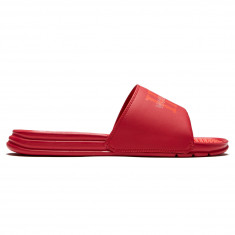 Huf Worldwide Slides Shoes - Red