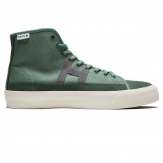 Huf Hupper 2 Hi Shoes - Moss