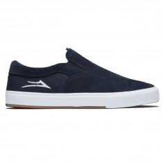 Lakai Owen VLK Shoes - Midnight Suede