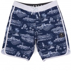 Vissla Global Stoke Boardshorts - Dark Navy