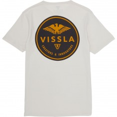 Vissla Commando T-Shirt - Bone
