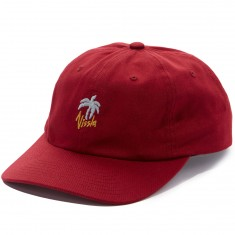 Vissla Bocca Hat - Pomegranite Red