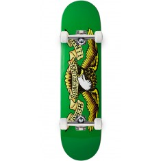 Anti-Hero Classic Eagle Skateboard Complete - Green - 7.81""