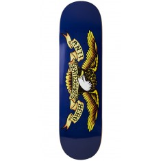 Anti-Hero Classic Eagle Skateboard Deck - Navy - 8.50""
