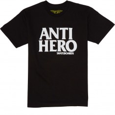 Anti-Hero Blackhero T-Shirt - Black