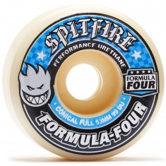 Spitfire Formula Four 99du Conical Full Skateboard Wheels - 53