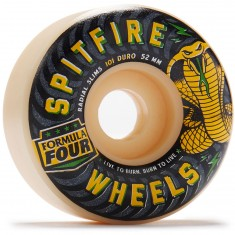 Spitfire Formula Four Radial Slims Speed Kills Reg Skateboard Wheels - 53mm 101D
