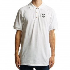 Spitfire Standard Issue Bighead Shirt - White/Black