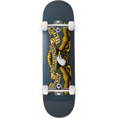 Anti-Hero Classic Eagle Skateboard Complete - Grey - 8.62""