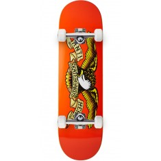 Anti-Hero Classic Eagle Skateboard Complete - Orange - 9.00""