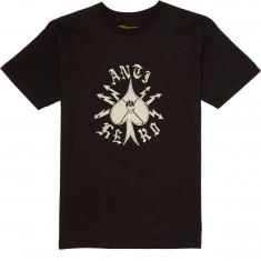 Anti-Hero Spades T-Shirt - Black