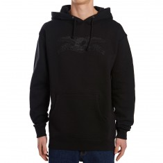 Anti-Hero Basic Eagle Hoodie - Black