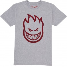 Spitfire Bighead T-Shirt - Athletic Heather