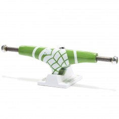 Thunder Crushers Skateboard Trucks - Green/White