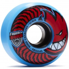 Spitfire 80HD Chargers Classic Skateboard Wheels - Blue/Red - 58mm