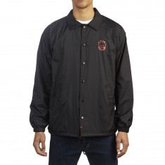 Spitfire Bighead Double Jacket - Black/Red