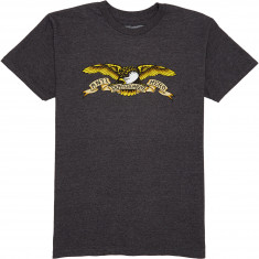 Antihero Eagle T-Shirt - Charcoal Heather