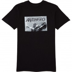Antihero Ther Can Only Be One Eight T-Shirt - Black