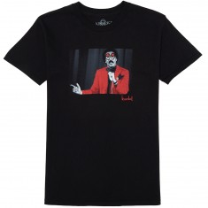 Krooked Rich Eyes T-Shirt - Black