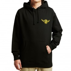 Anti-Hero X Spitfire Classic Eagle Hoodie - Black