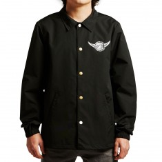 Anti-Hero X Spitfire Classic Eagle Coaches Jacket - Black