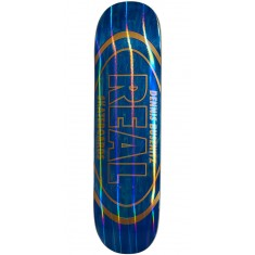Real Busenitz Holographic Oval Skateboard Deck - 8.50""