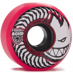 Spitfire 80HD Chargers Pink Conical Skateboard Wheels - 56mm