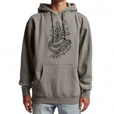 Anti-Hero Liberation Army Hoodie - Gunmetal Heather
